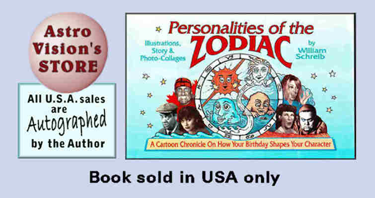 reviews, Personalities of the Zodiac