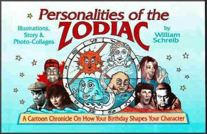 personalities of the zodiac, cover