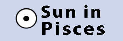 Sun in Pisces
