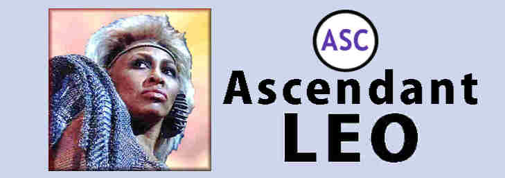 personality traits, tina turmer Leo Ascendant