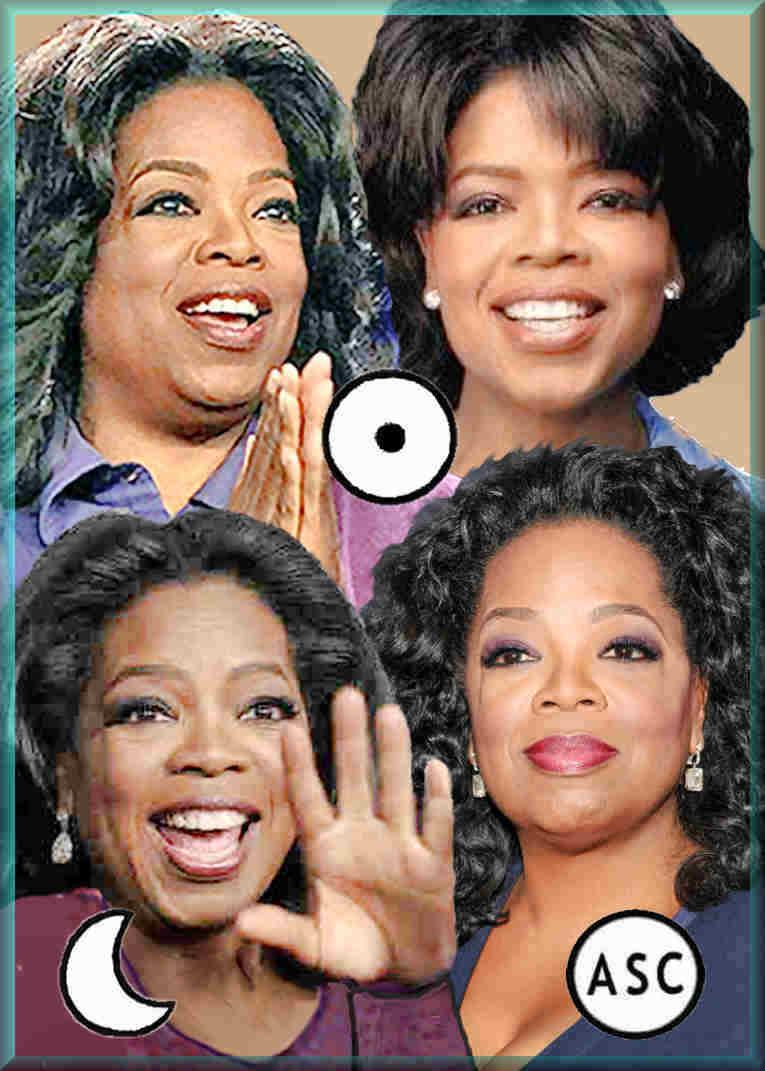 celebrity snapshot. Oprah Wiinfrey