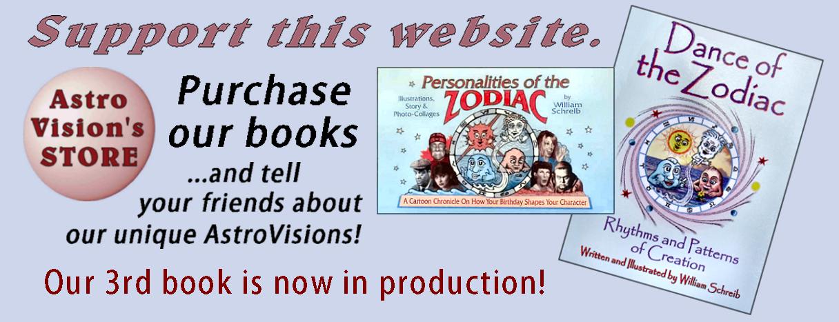 AstroVision's Book Store