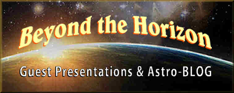 Beyond the Horizon, astrovision blog