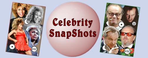 Celebrity snapshots, astrology