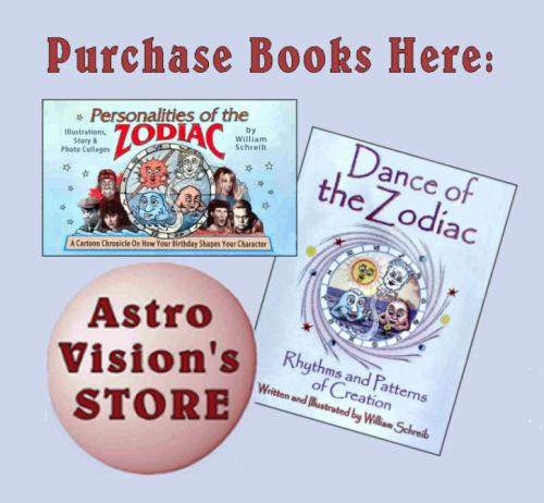 astrovisions, bookstore